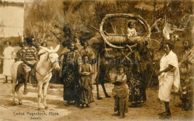 1910 (???) Carlos Hagenbeck Hijos 3 gel. 1915