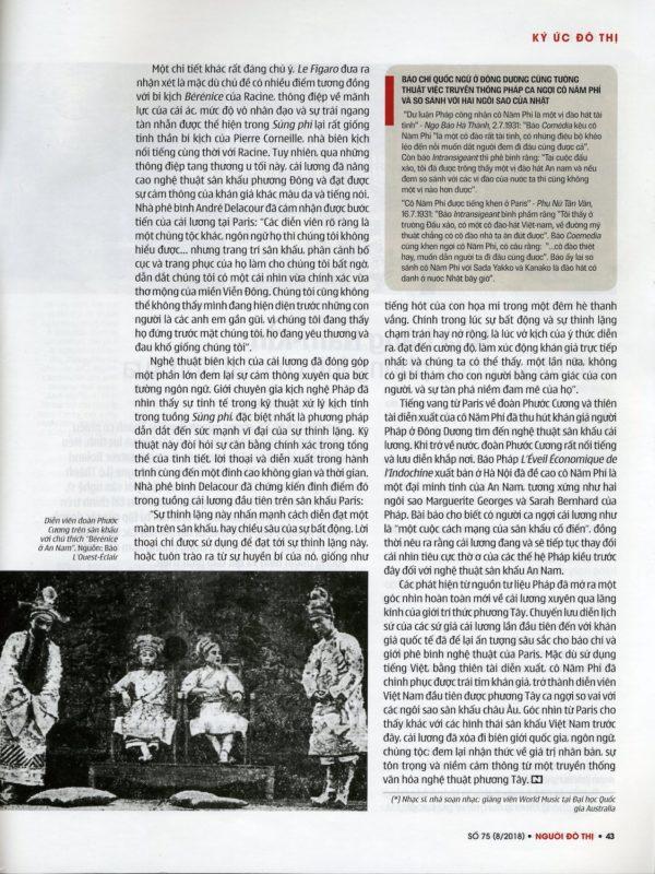 Artikel Dance Annamite 2