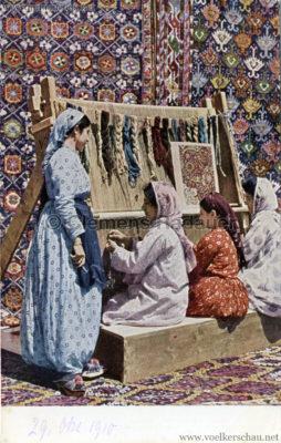 1910 Muhamedanische Ausstellung München - Muhamedanische Handwerker VS