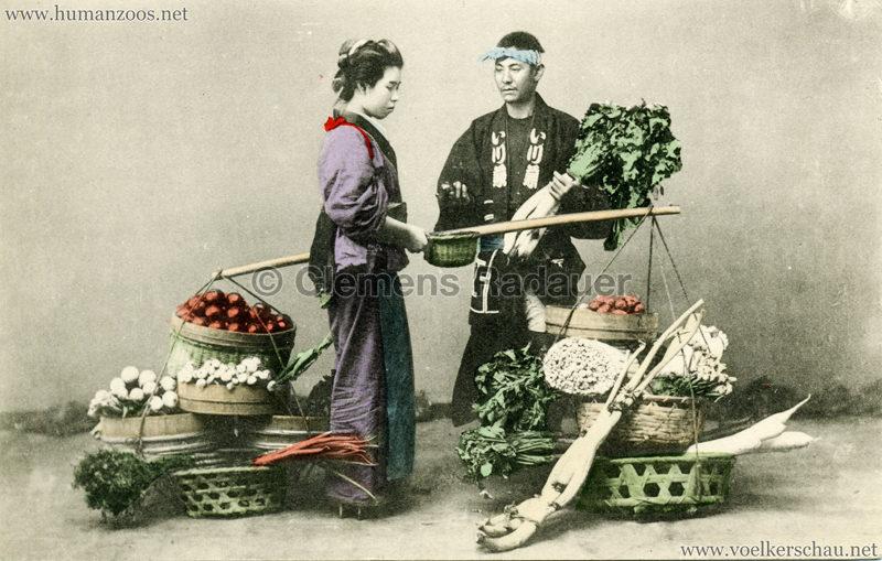 1913 Japan in Hamburg VS