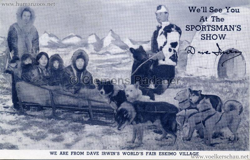 Dave Irwin's Eskimo Village 3