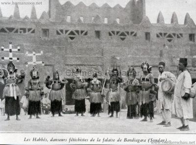 1931 Exposition Coloniale Internationale Paris - Les Habbes