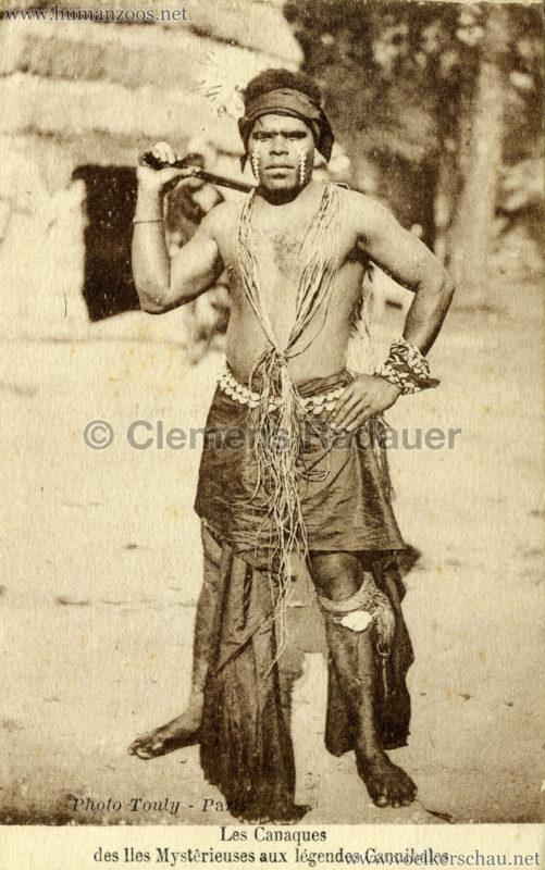1931 Les Canaques des Iles Mystérieuse aux légendes Cannibales 6