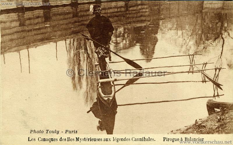 1931 Les Canaques des Iles Mystérieuse aux légendes Cannibales 7
