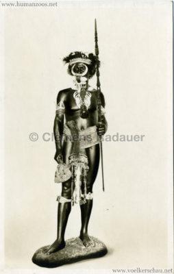 Museen für Tierkunde und Völkerkunde Dresden - Papua von Neu Guinea VS