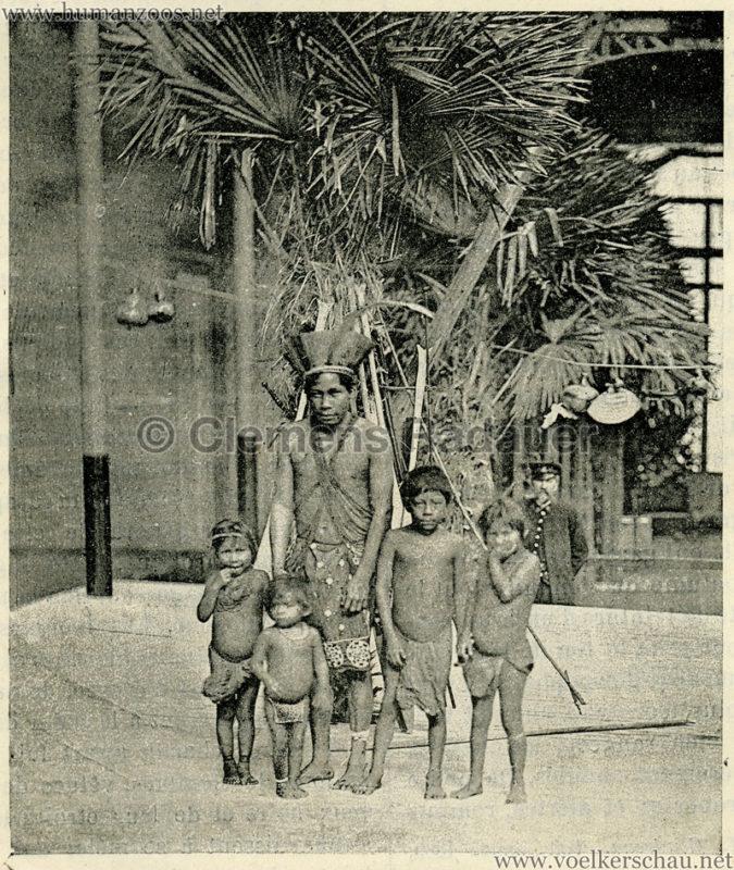 1892 Le Magasin Pittoresque - Les Caraibes du Jardin d'Acclimatation 2