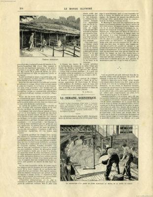 1894.06.02 Le Monde Illustré S. 354 - Exposition Universelle Lyon 2