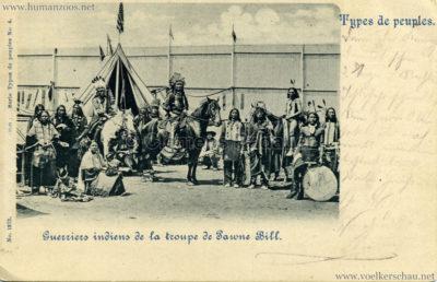 1894 Exposition Universelle d'Anvers - 1372. Types de peuples
