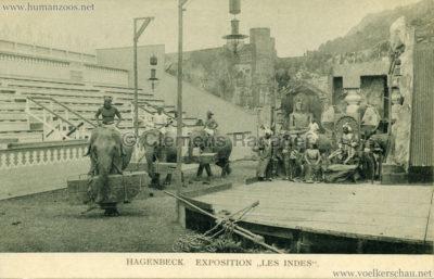 1909 ? Hagenbeck. Exposition