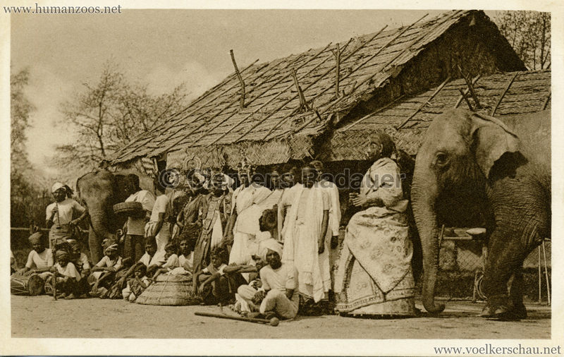 1926 (?) Singhalesen Dorf 14 kopieren