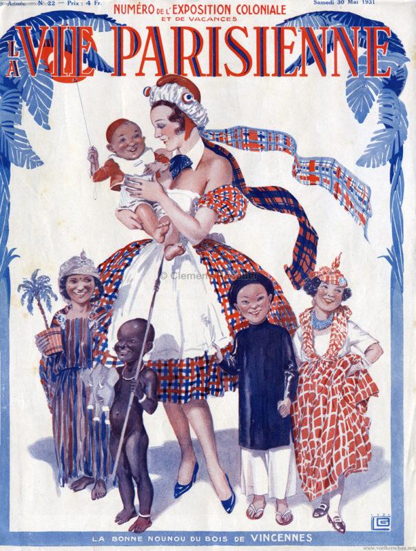 1931.05.30 La Vie Parisienne - Exposition Coloniale
