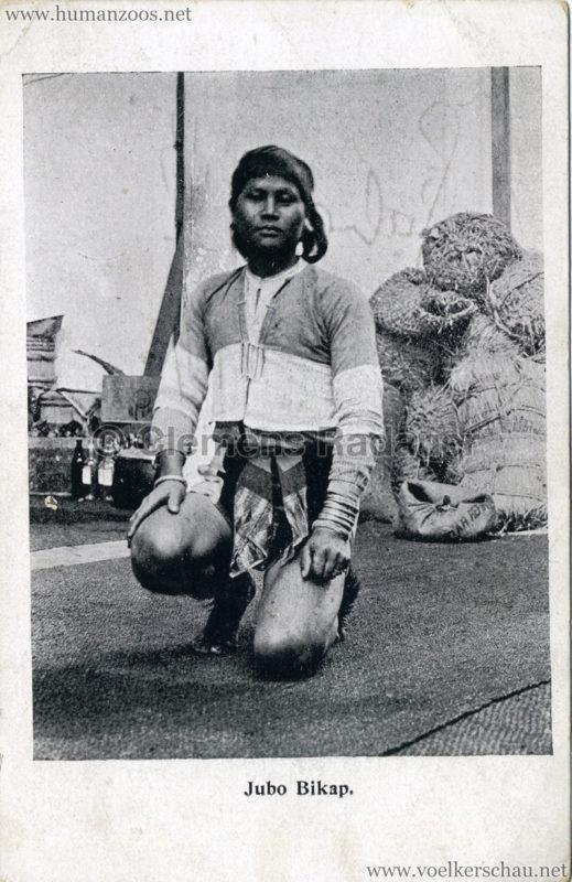 1910 Japan-British Exhibition - Formosa Village - Jubo Bikap VS