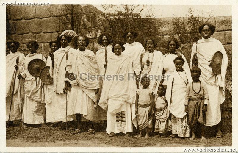 1927 Völkerschau Somali 13
