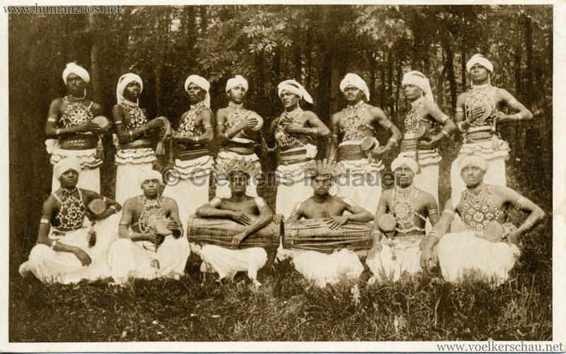 1930 (?) Singhalesen 8