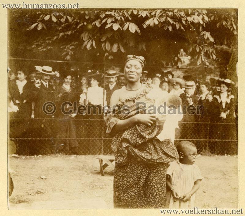 1903 Les Achantis Jardin d'Acclimatation FOTO 3
