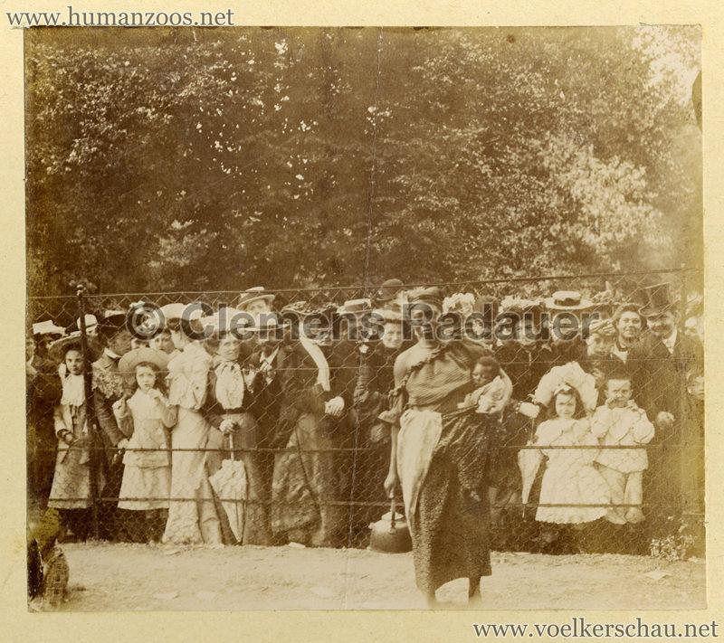 1903 Les Achantis Jardin d'Acclimatation FOTO 4