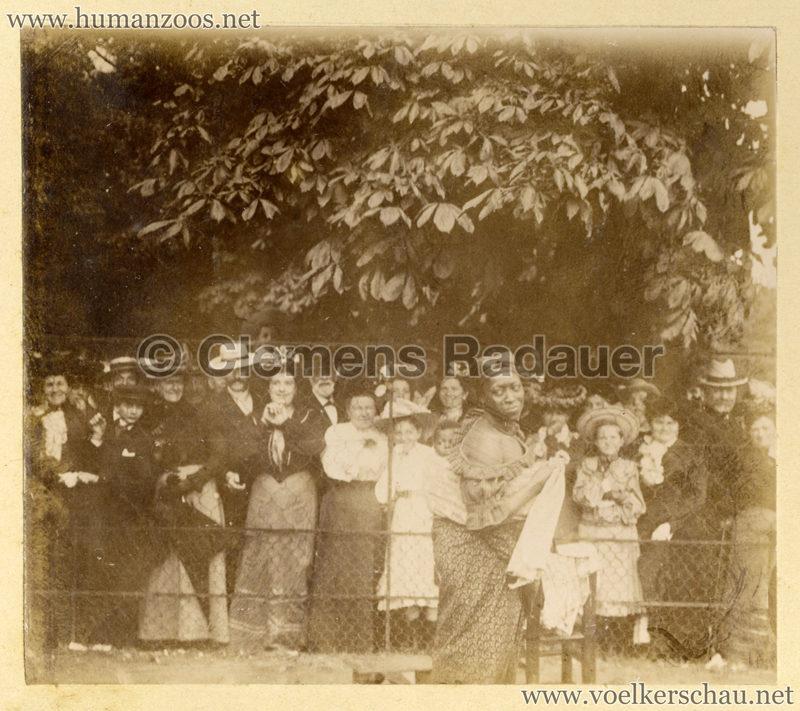 1903 Les Achantis Jardin d'Acclimatation FOTO 5