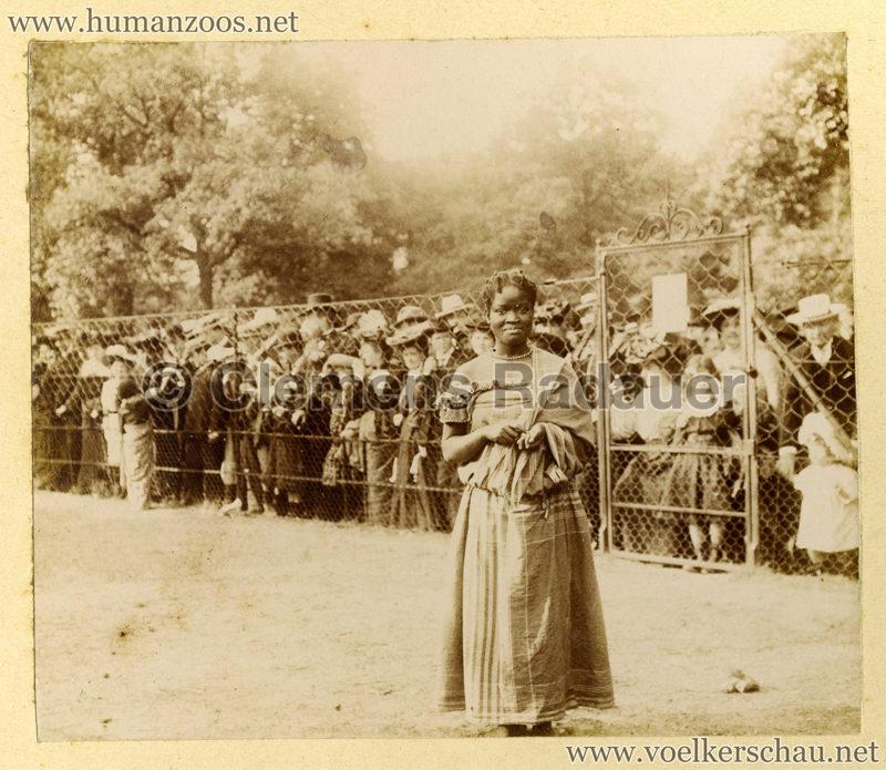 1903 Les Achantis Jardin d'Acclimatation FOTO 6