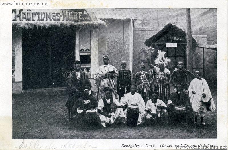 1912 Village Congolais front