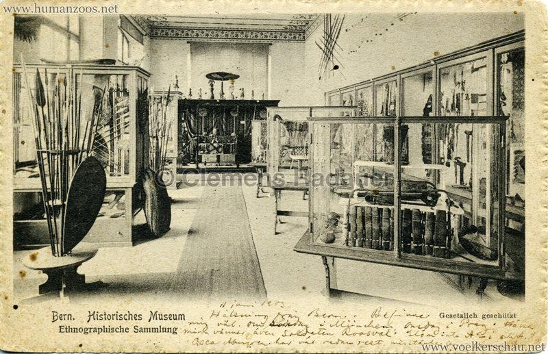 Bern Historisches Museum - Ethnographische Sammlung