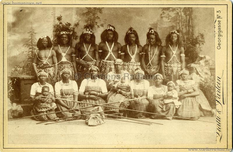 1891:1892 Suaheli-Karawane CDV 2 VS