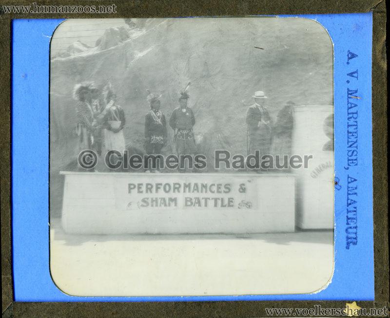 1901 Pan-American Exposition - Indian Congress Kombi