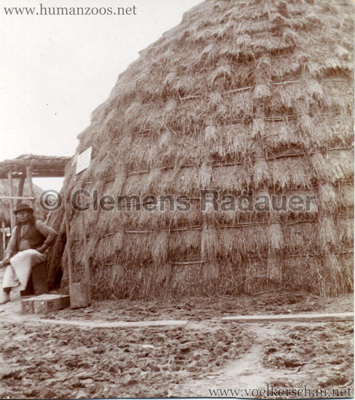 1904 St. Louis World's Fair - Indian Village 1