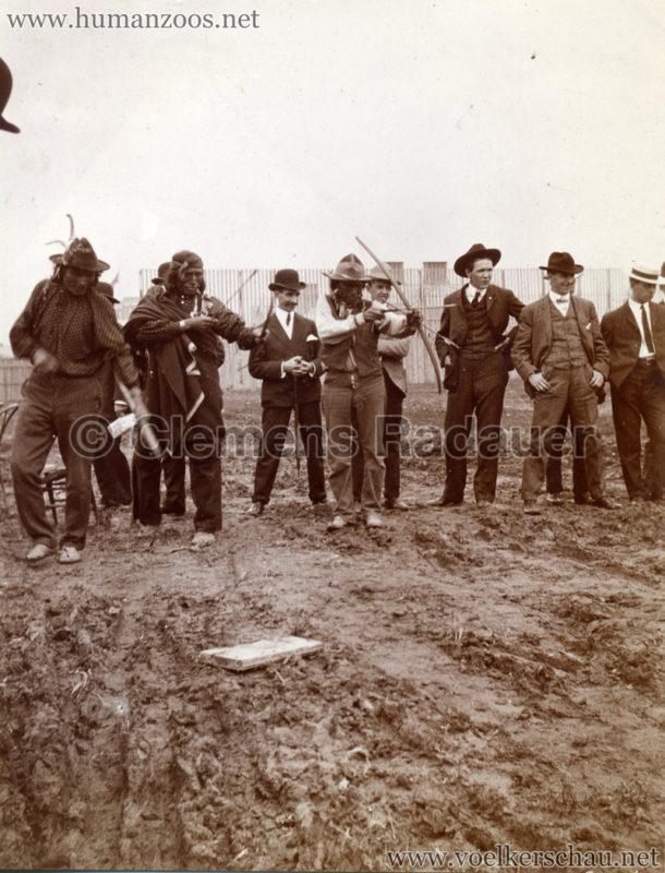 1904 St. Louis World's Fair - Indian Village 2
