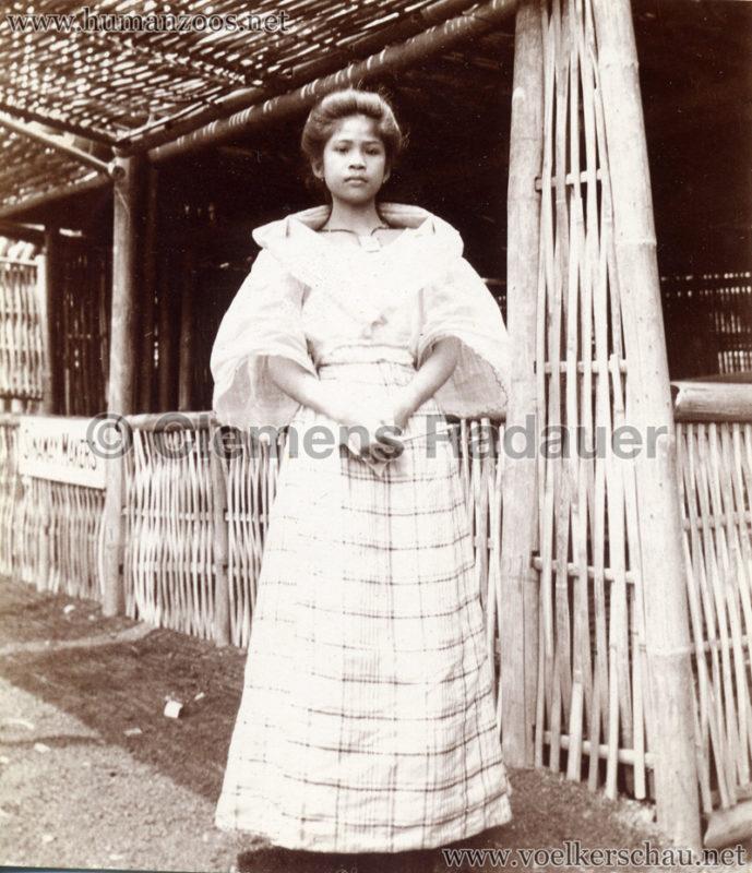 1904 St. Louis World's Fair - Philippine Village 2