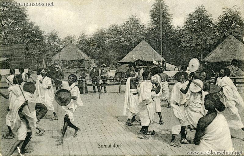1912 Somali-Dorf - Arena VS