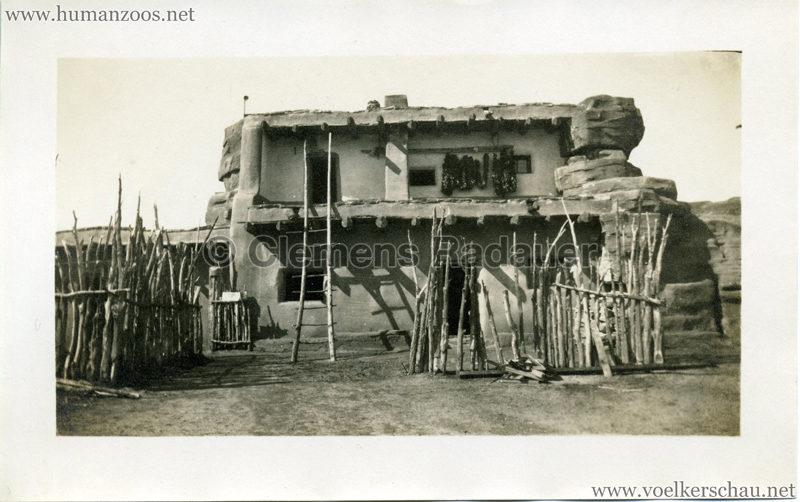 1915 Panama-California Exposition San Diego - Painted Desert Exhibit 1
