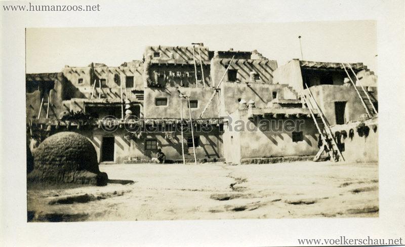 1915 Panama-California Exposition San Diego - Painted Desert Exhibit 3