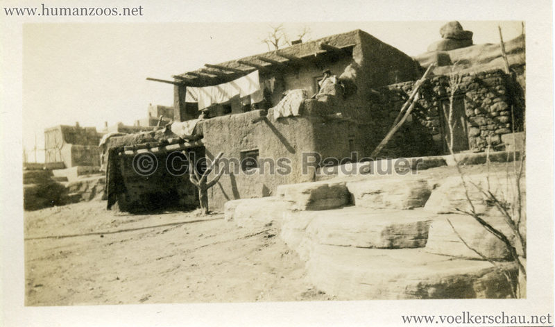 1915 Panama-California Exposition San Diego - Painted Desert Exhibit 4