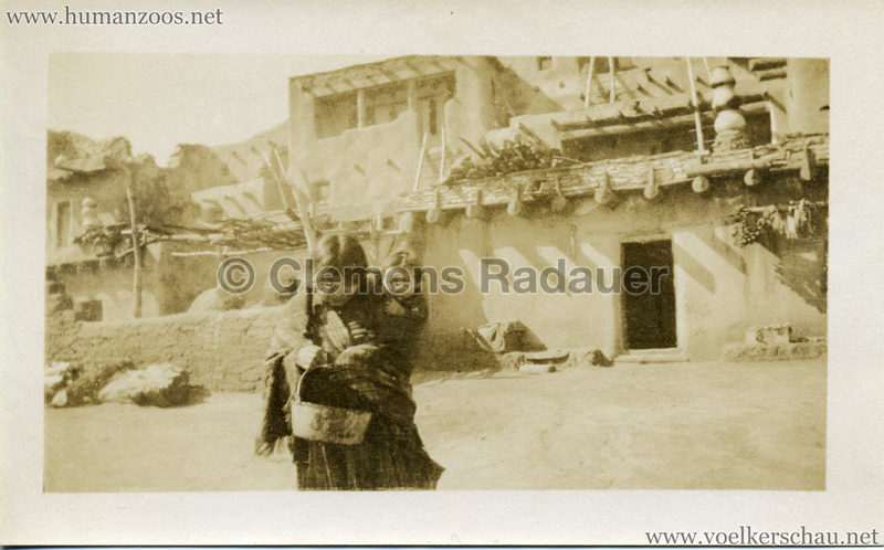 1915 Panama-California Exposition San Diego - Painted Desert Exhibit 5
