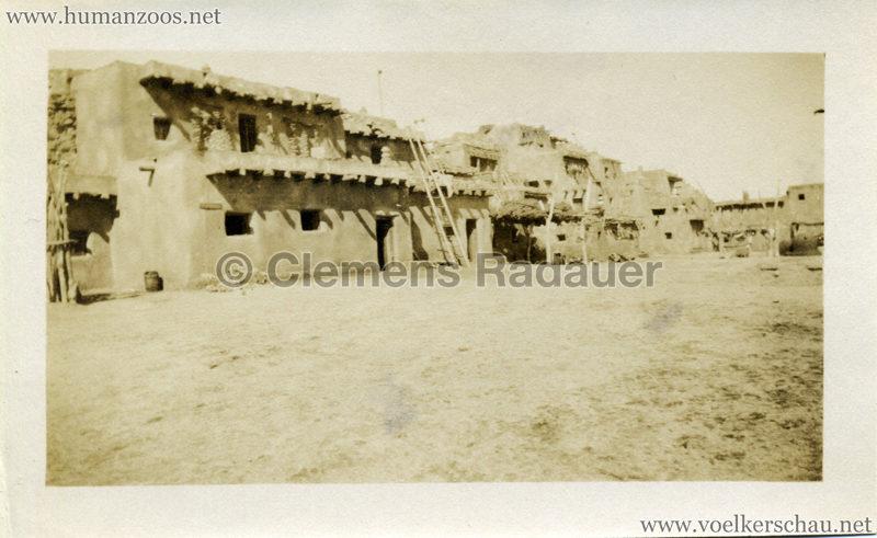 1915 Panama-California Exposition San Diego - Painted Desert Exhibit 6