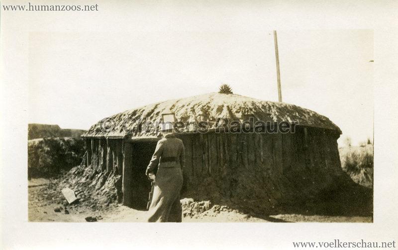 1915 Panama-California Exposition San Diego - Painted Desert Exhibit 7