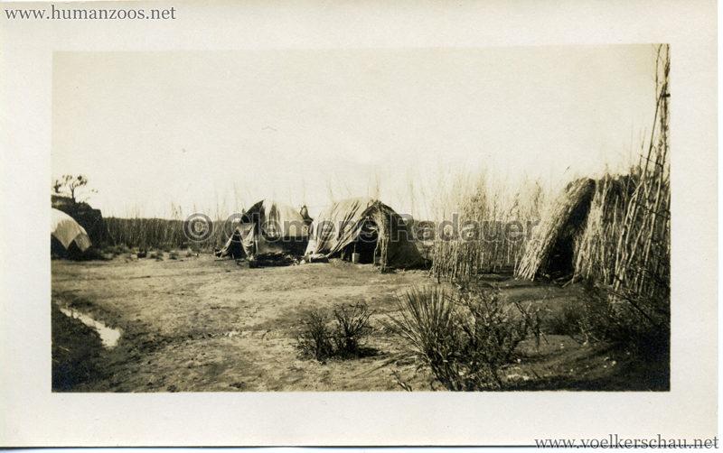 1915 Panama-California Exposition San Diego - Painted Desert Exhibit 8