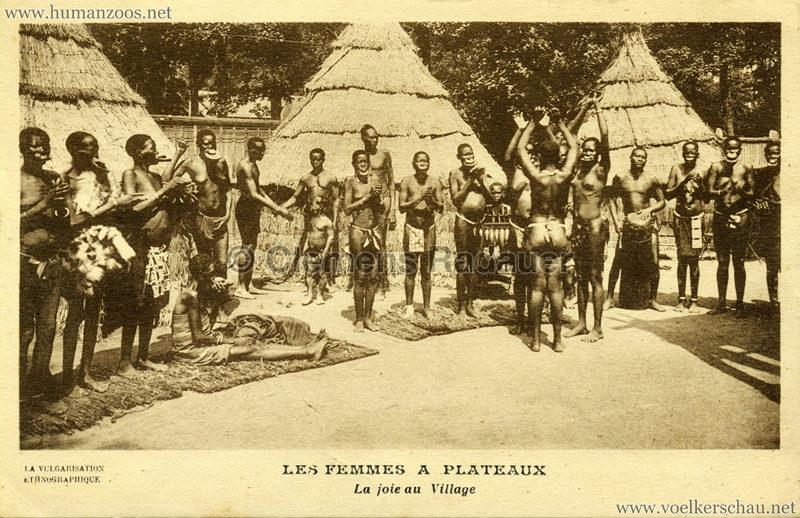 1931 Les Femmes a Plateaux - La Joie au Village