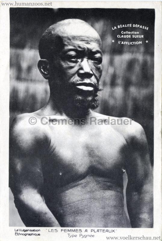 1931 Les Femmes a Plateaux - Type Pygmee