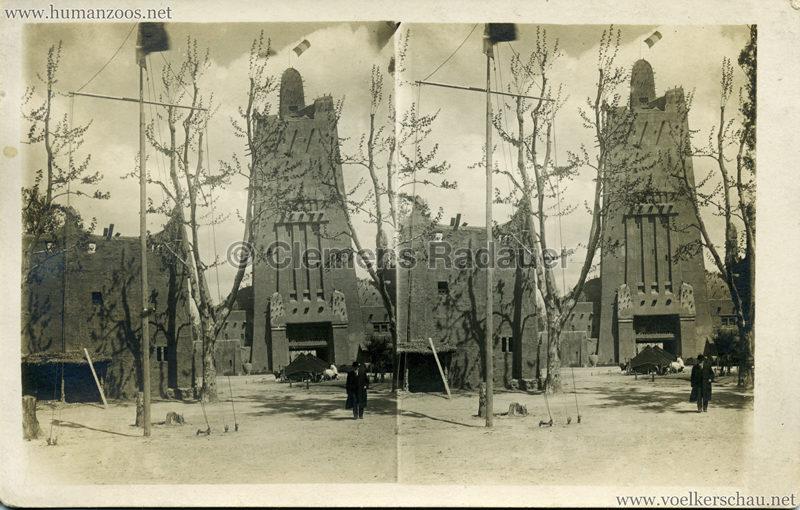 1922 Exposition Coloniale Marseille FOTO - Serie 4 Afrique