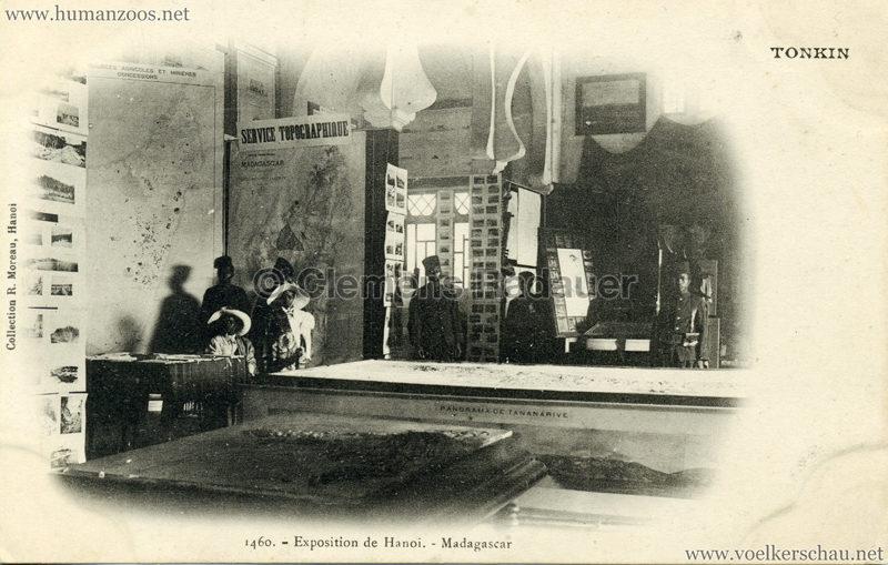1902 Exposition de Hanoi - 1460. Madagascar