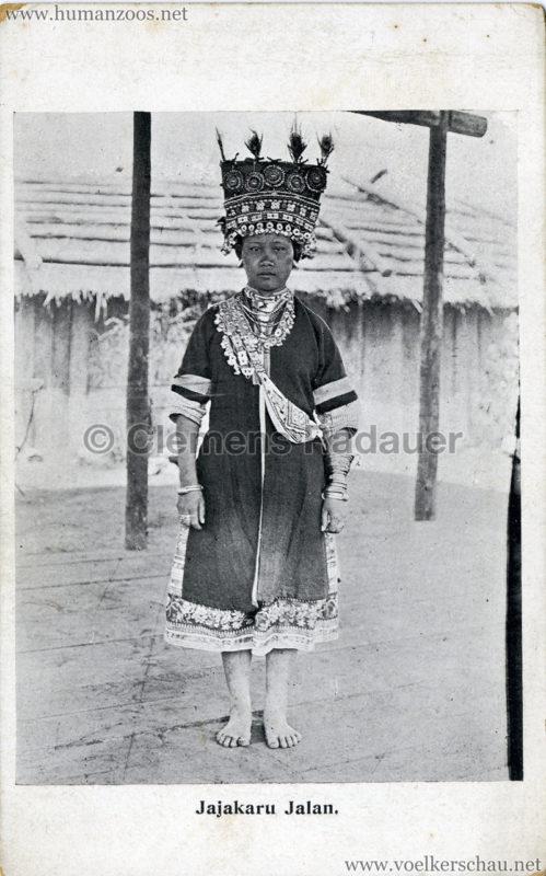 1910 Japan-British Exhibition - Formosa Village - Jajakaru Jalan