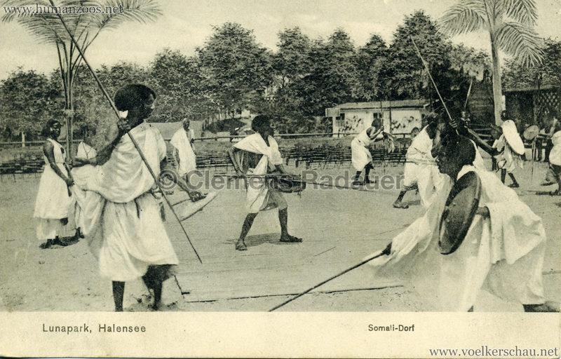 1910:1911 Lunapark Halensee - Somali-Dorf 10