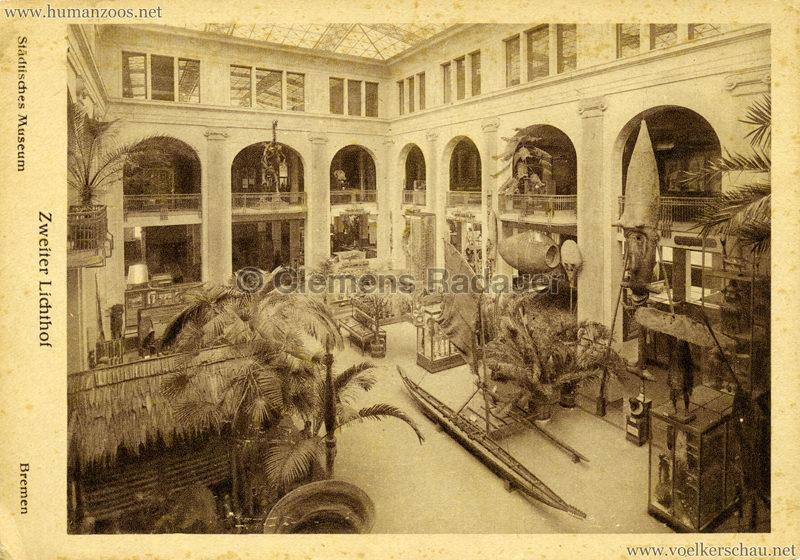 Bremen Städtisches Museum - Zweiter Lichthof