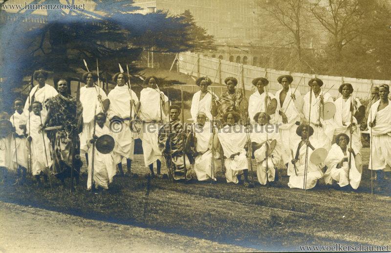Hagenbeck Somalis - Gruppe 1