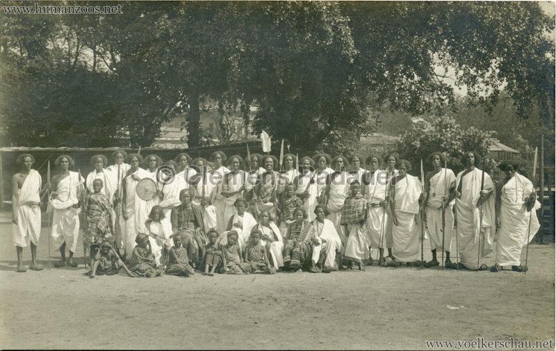 Hagenbeck Somalis - Gruppe 2 VS