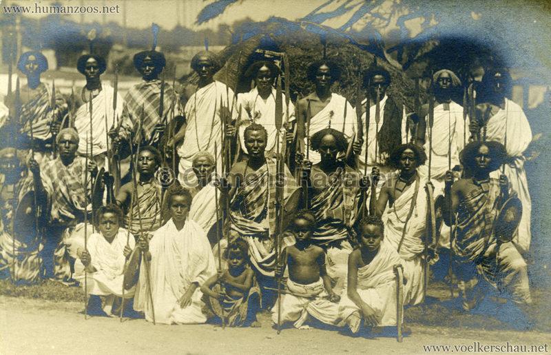 Hagenbeck Somalis - Gruppe 4