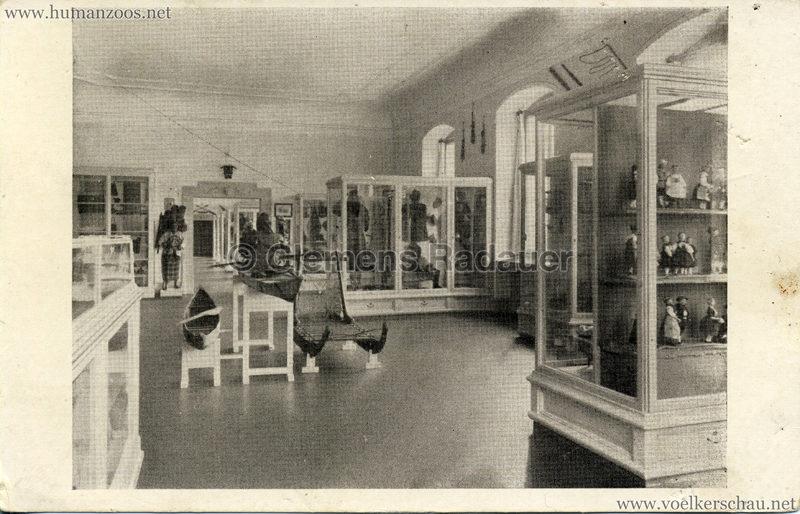 Historisches Museum und Sammlungen für Völkerkunde, St. Gallen - Amerika