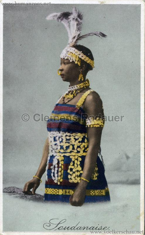 1898 Krieger-Truppe des Mahdi - Soudanaise 1