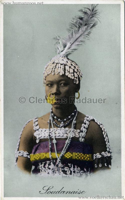 1898 Krieger-Truppe des Mahdi - Soudanaise 2